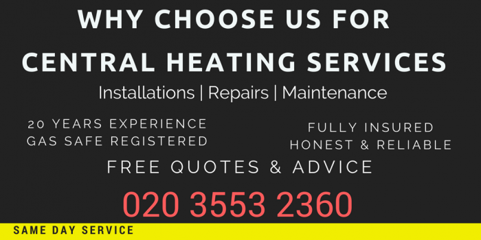 Harrison Plumbing & Heating Ads